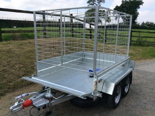 Phoenix 6x4 Twin Axle Trailer