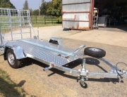 Big Bike Trailer