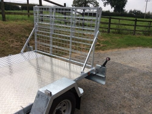 smart car trailer