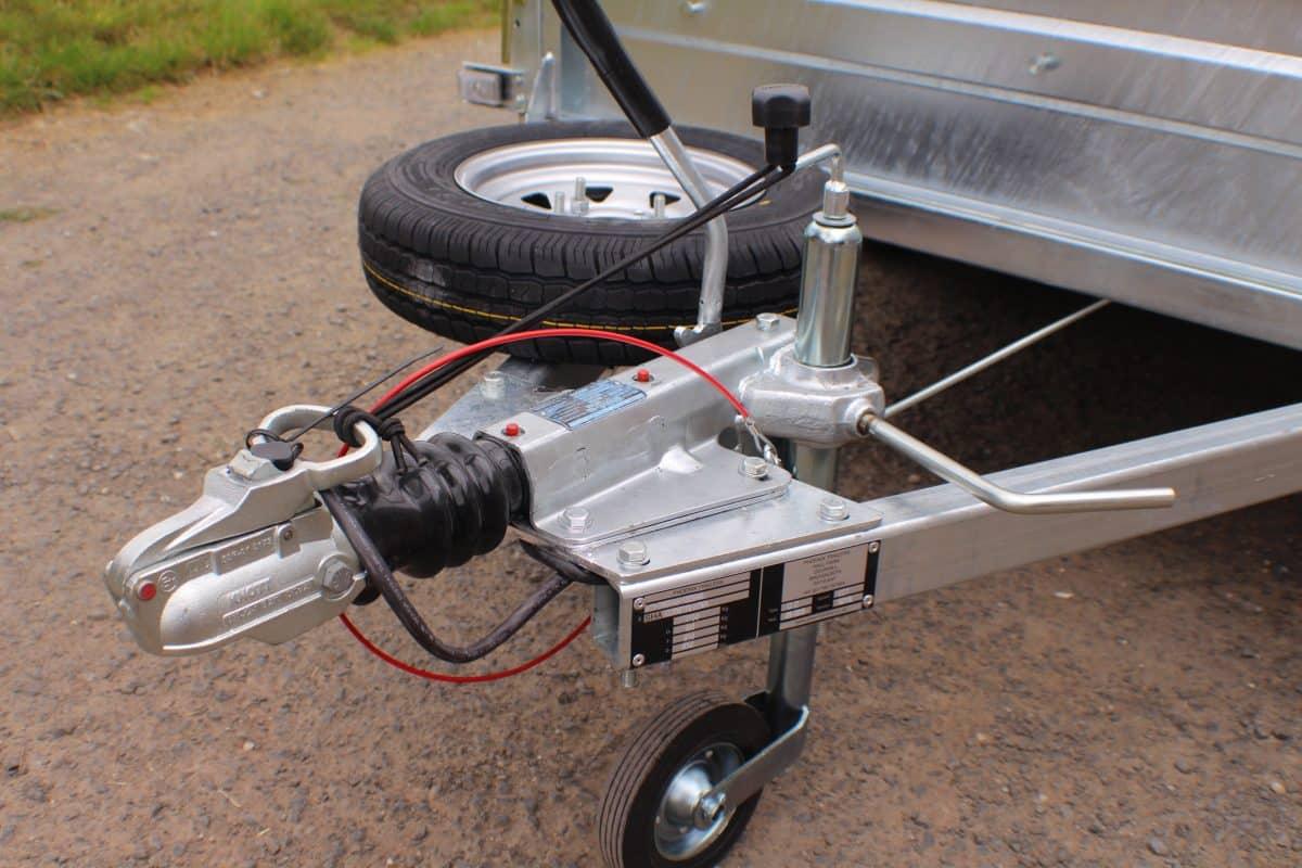 9x5 Twin Axle Trailer (Braked)